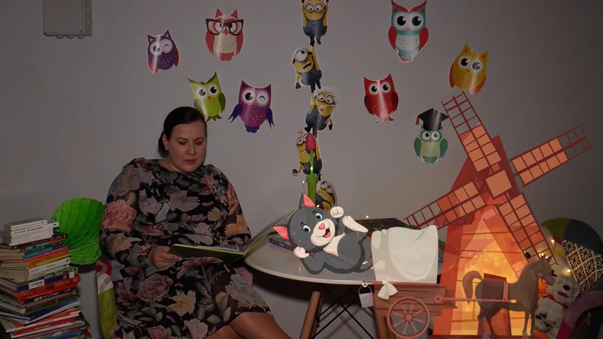 O kocie w butach (wideo)