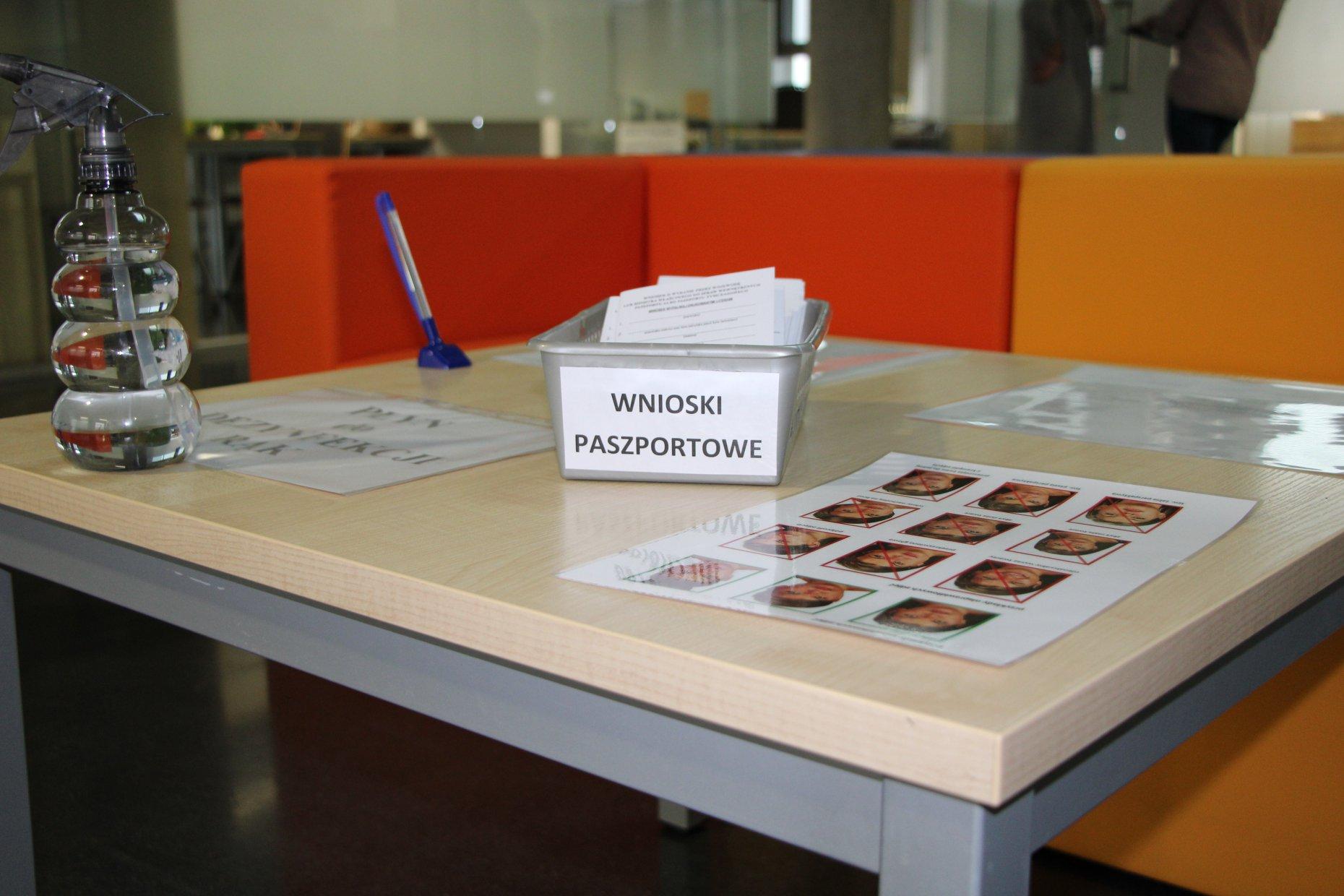 Paszport do odbioru w Polkowicach