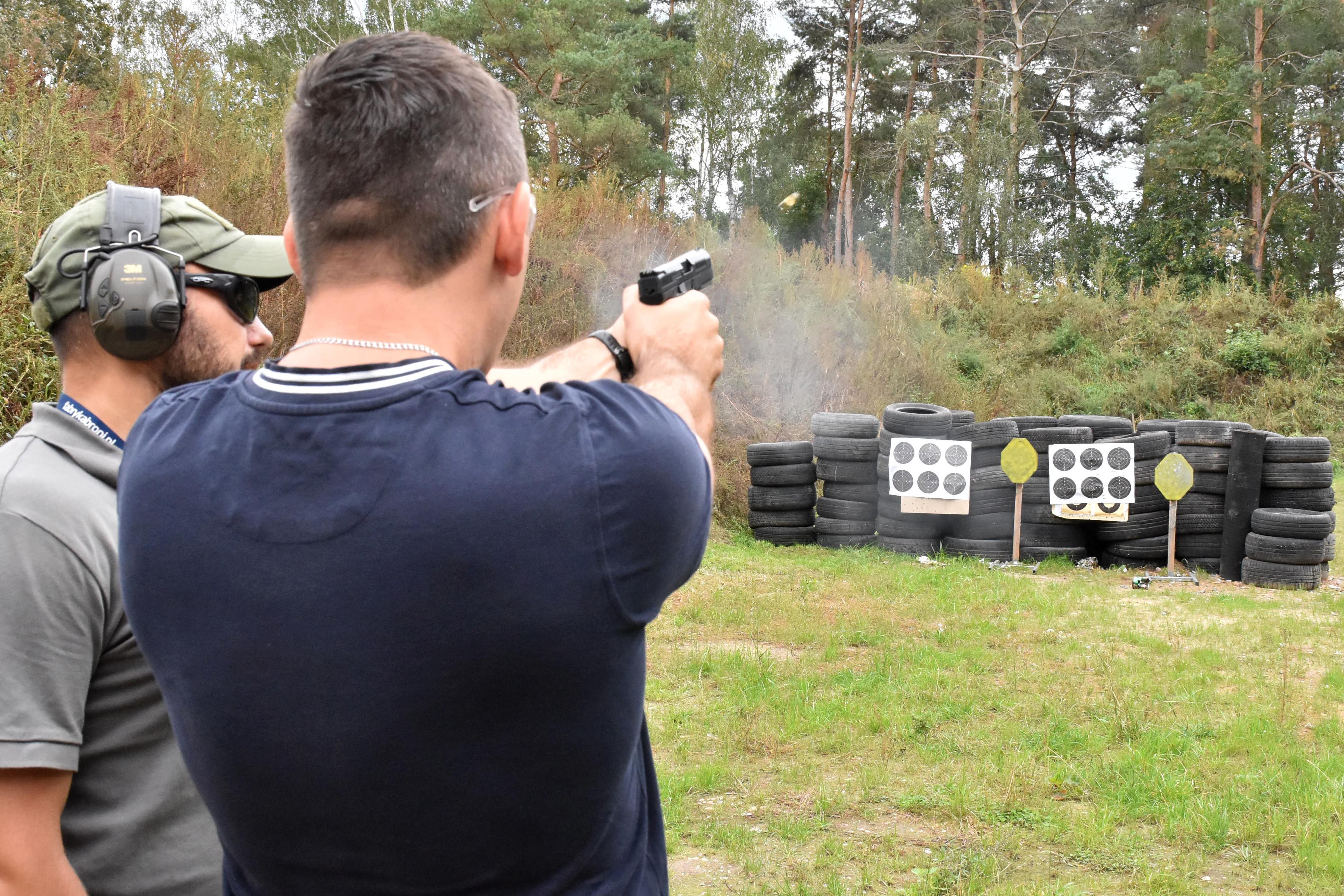 Klub Strzelecki Glauberyt zaprasza na strzelnicę