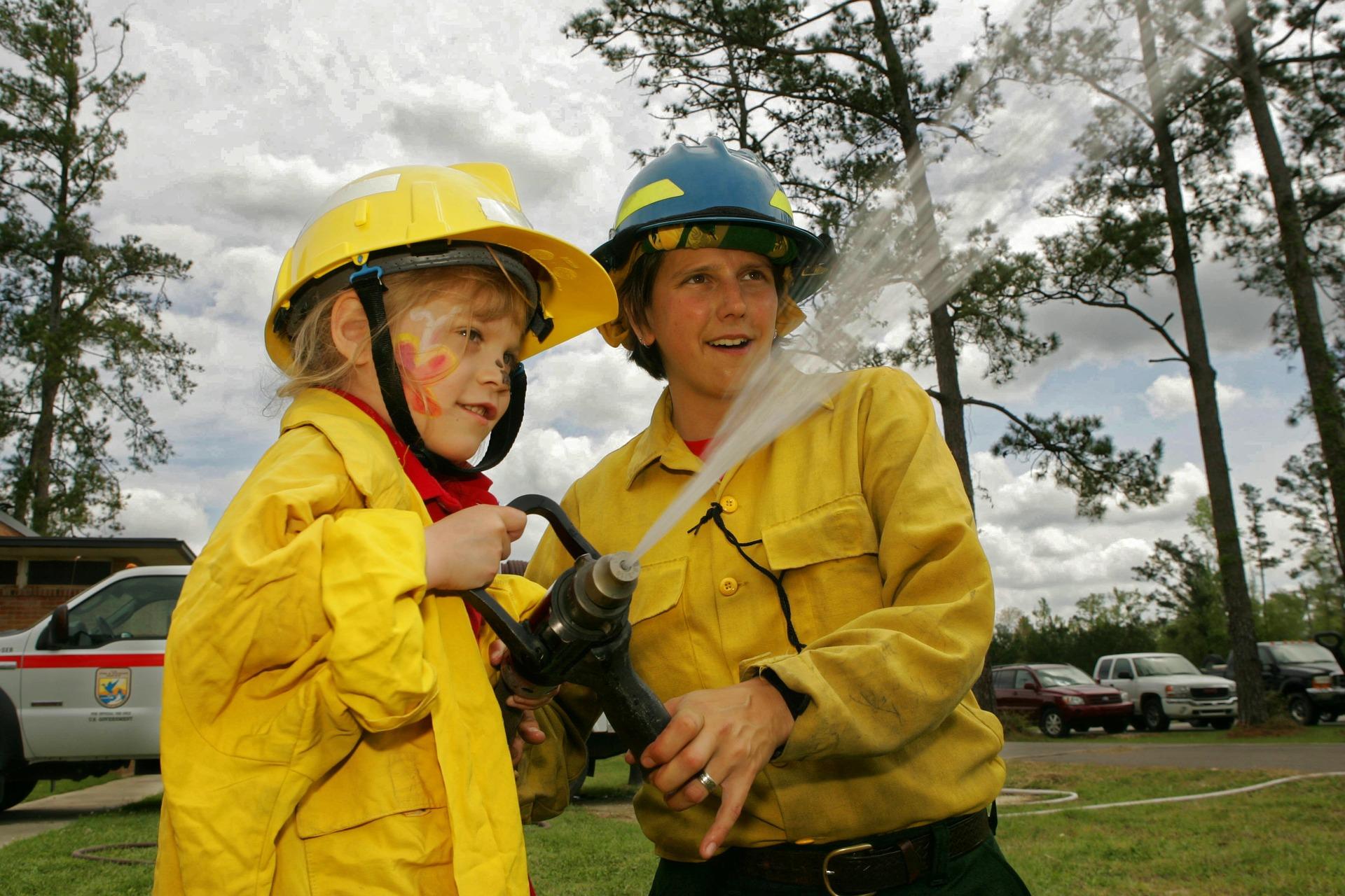 Najlepsi z Najlepszych - konkurs dla młodych strażaków