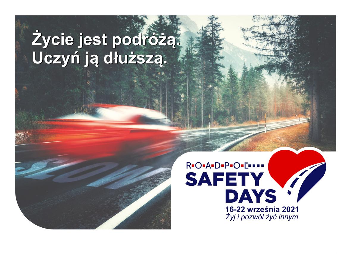 Bezpieczna podróż zależy od Ciebie