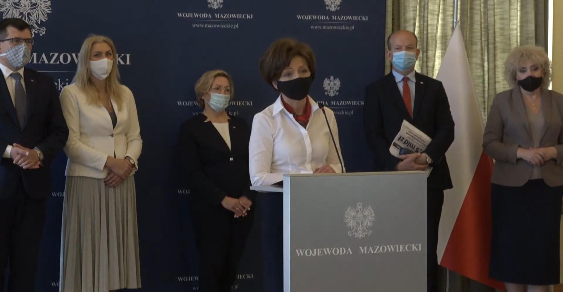 Minister Marlena Maląg: Bądźmy solidarni