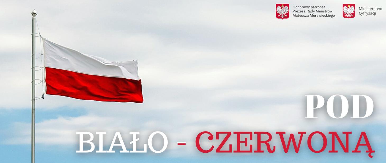 Zagłosuj, a gmina otrzyma maszt z biało-czerwoną flagą