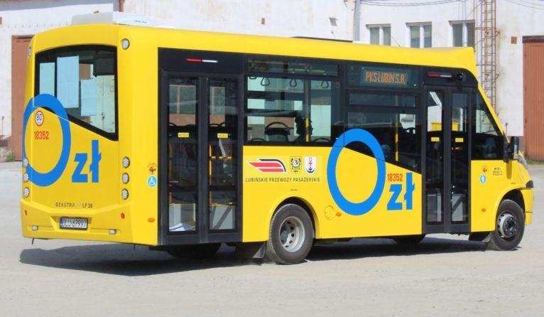 Zmiana rozkładu jazdy. We wrześniu pojedziemy również do Polkowic!