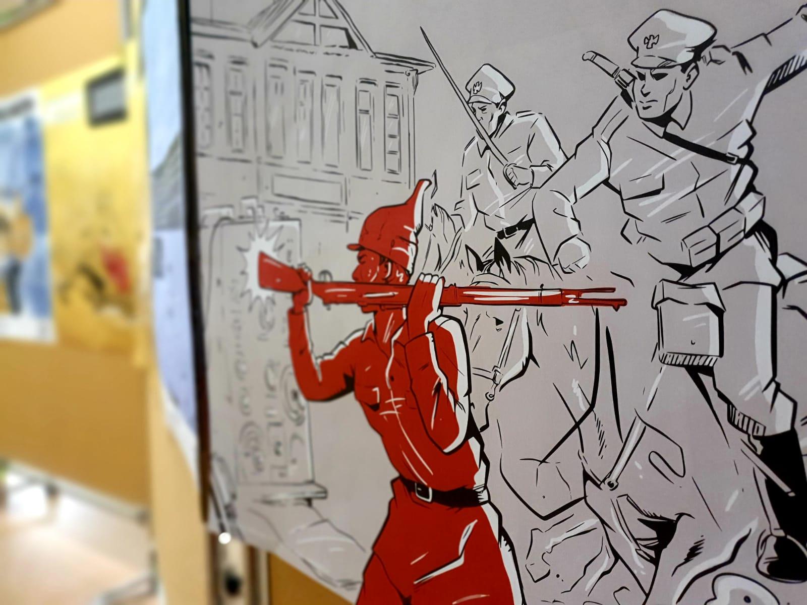 Wojna światów w RCK i Bibliotece