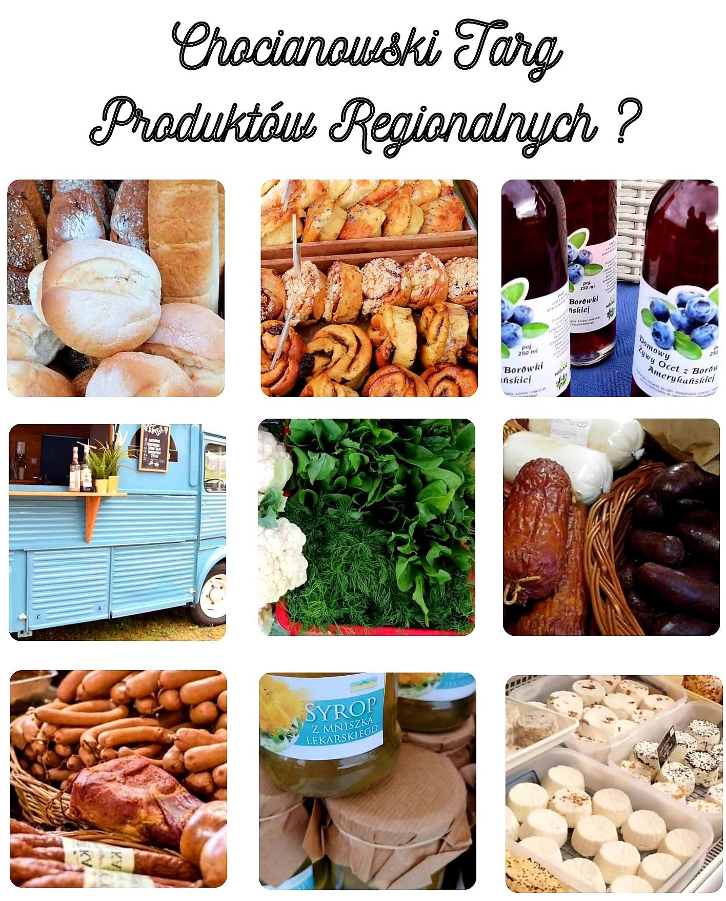 Czy targ produktów regionalnych zawita do Chocianowa?