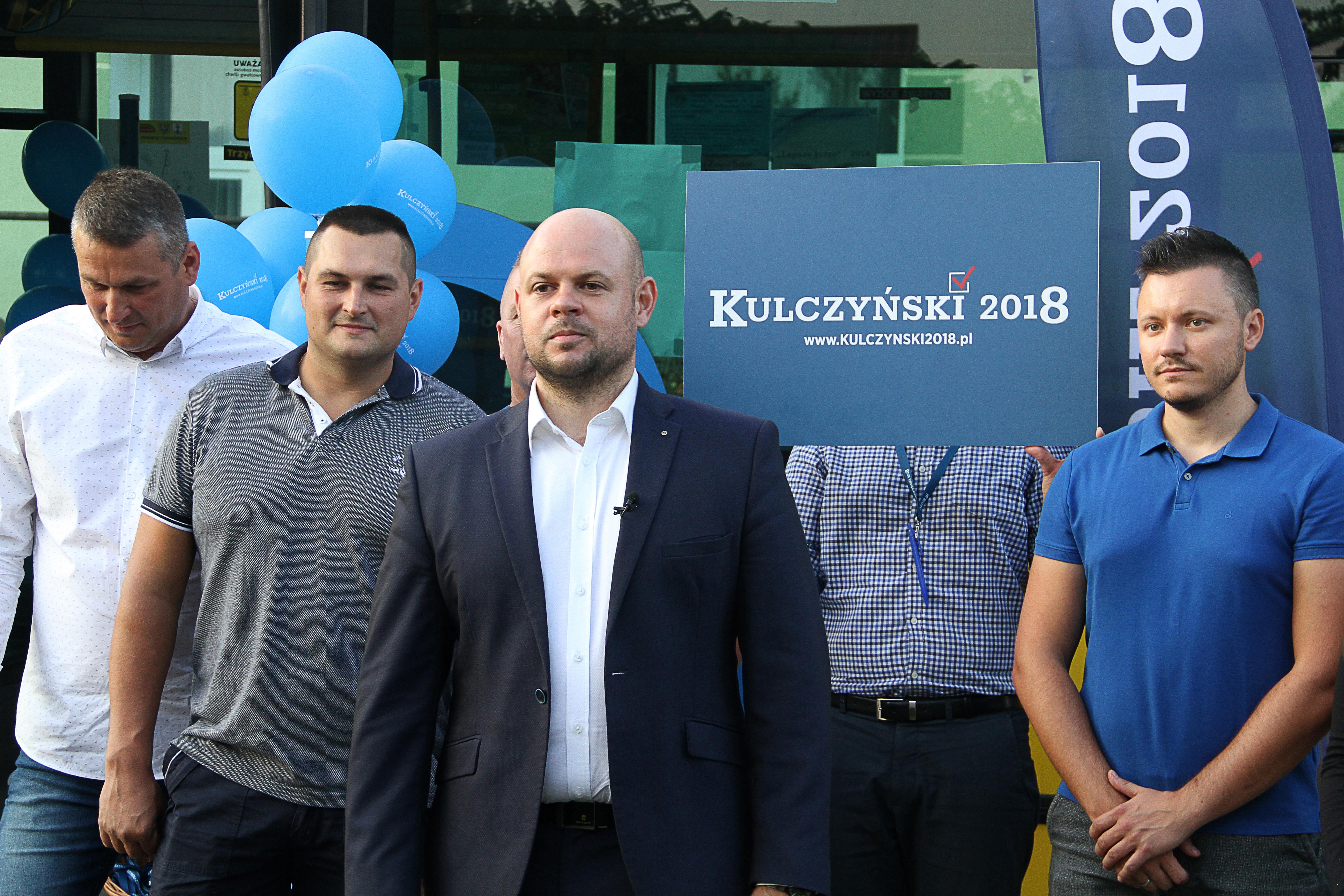 Burmistrz Kulczyński: Nie można się bać trudnych decyzji
