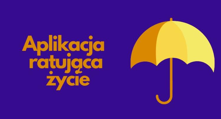 Policyjny parasol przeciw przemocy