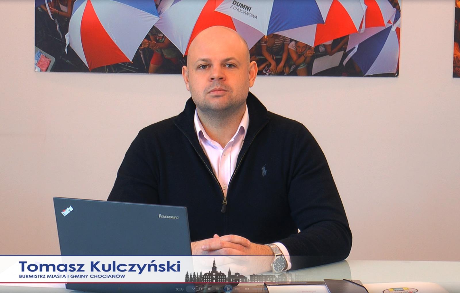 Burmistrz przygotowany na skutki kryzysu (wideo)