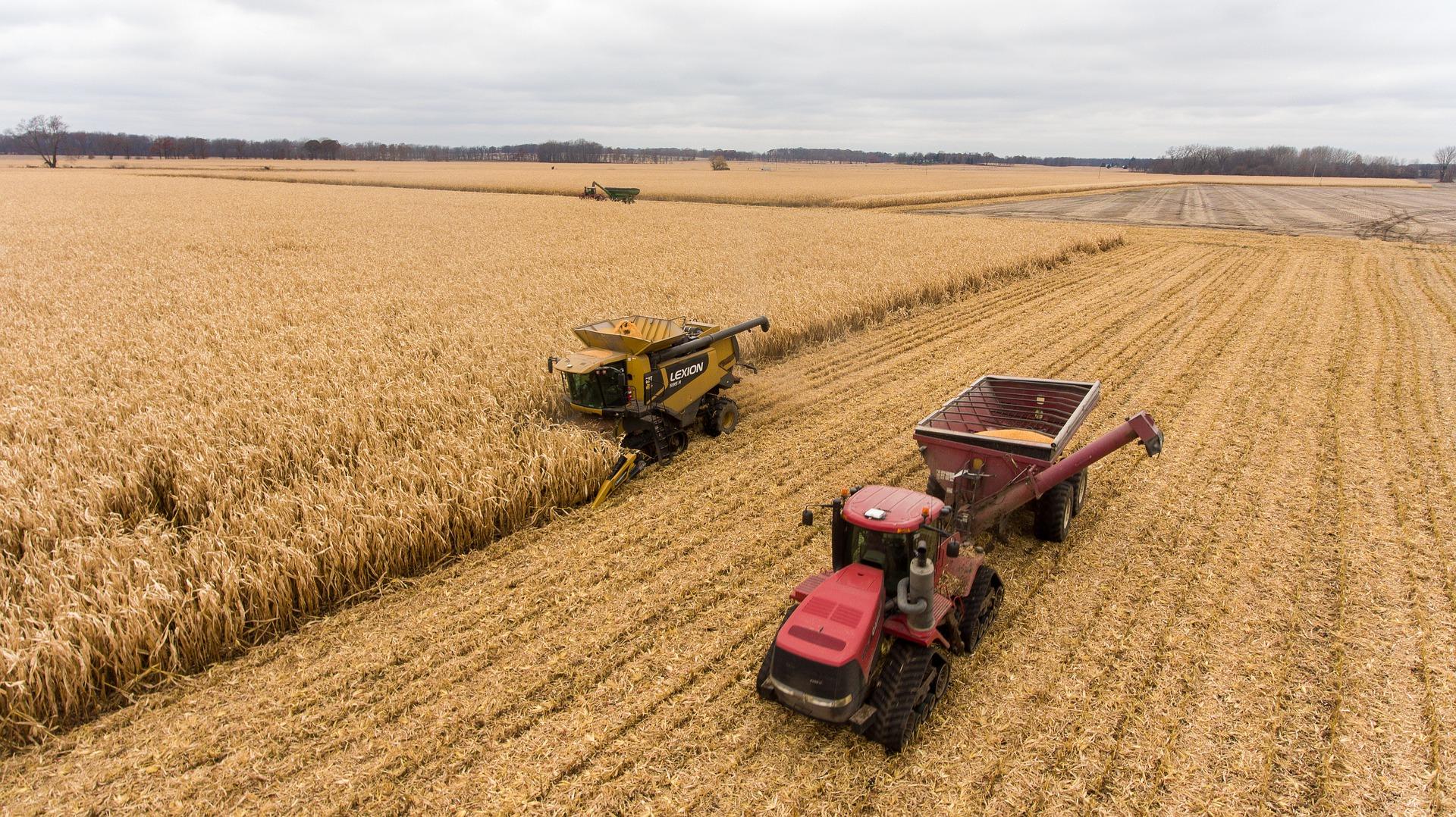 Pół miliona na rozwój usług rolniczych
