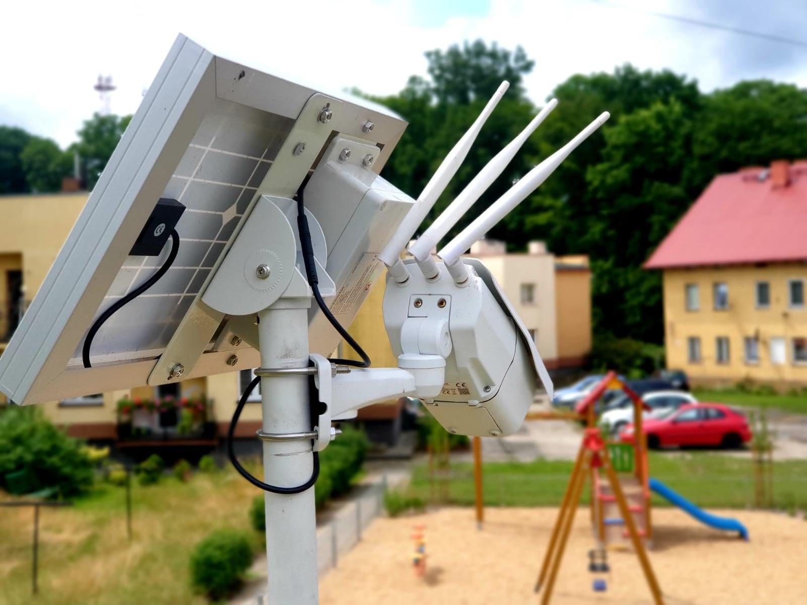 W Chocianowie coraz więcej kamer