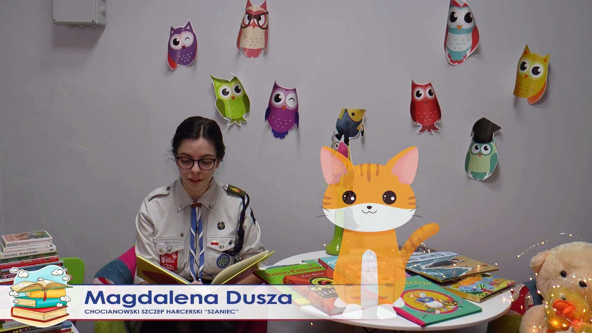 Mała Kotka w Chocianowie (wideo)
