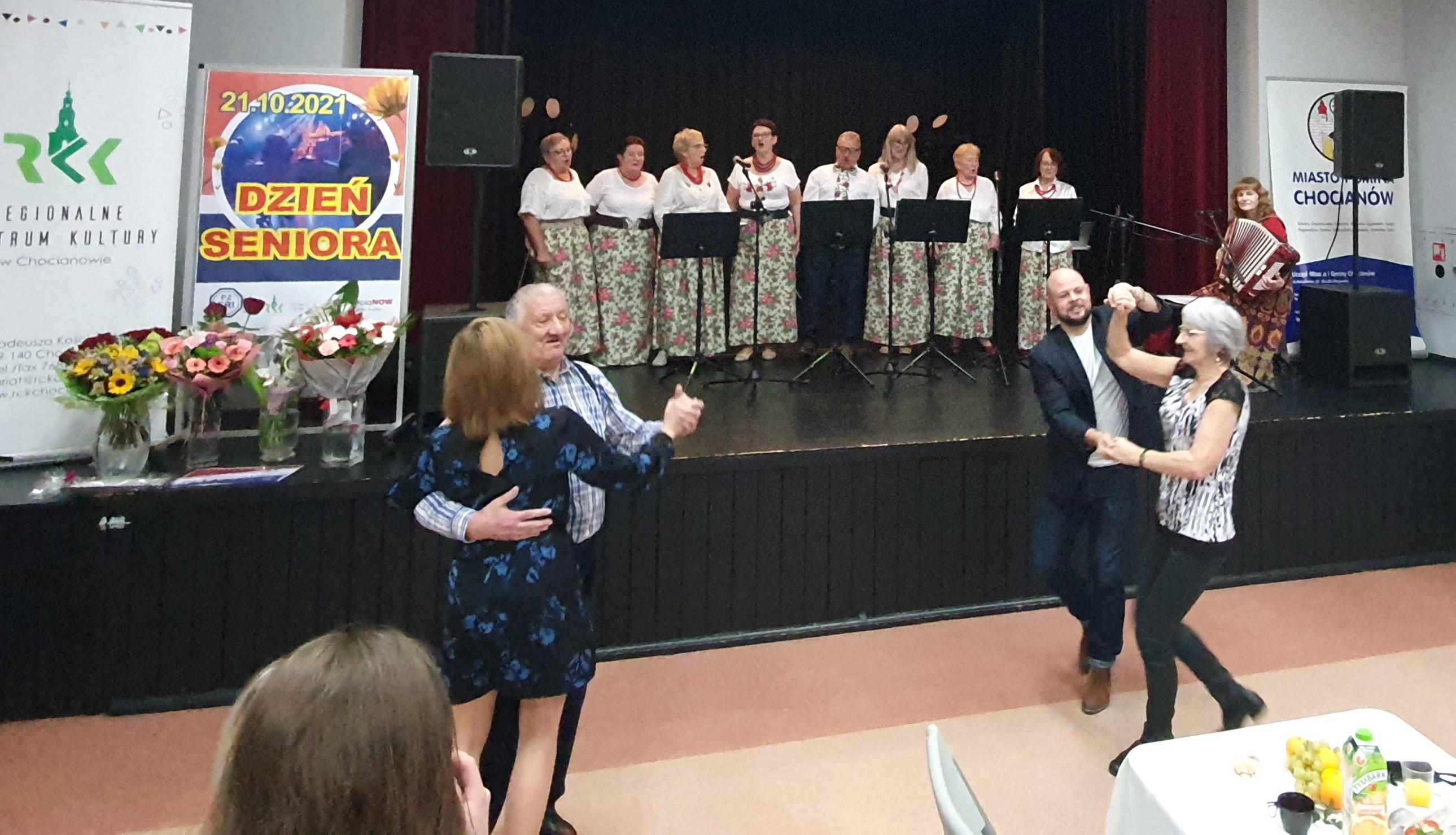 Dzień Seniora 2021 w Chocianowie (galeria zdjęć)