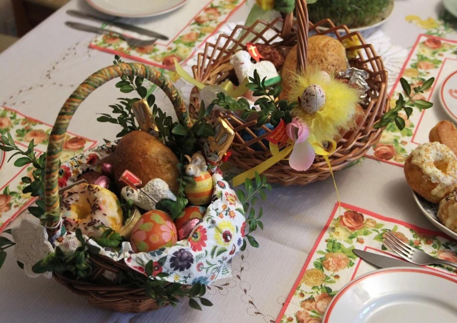Gdzie i kiedy poświęcić pokarm w Wielką Sobotę?