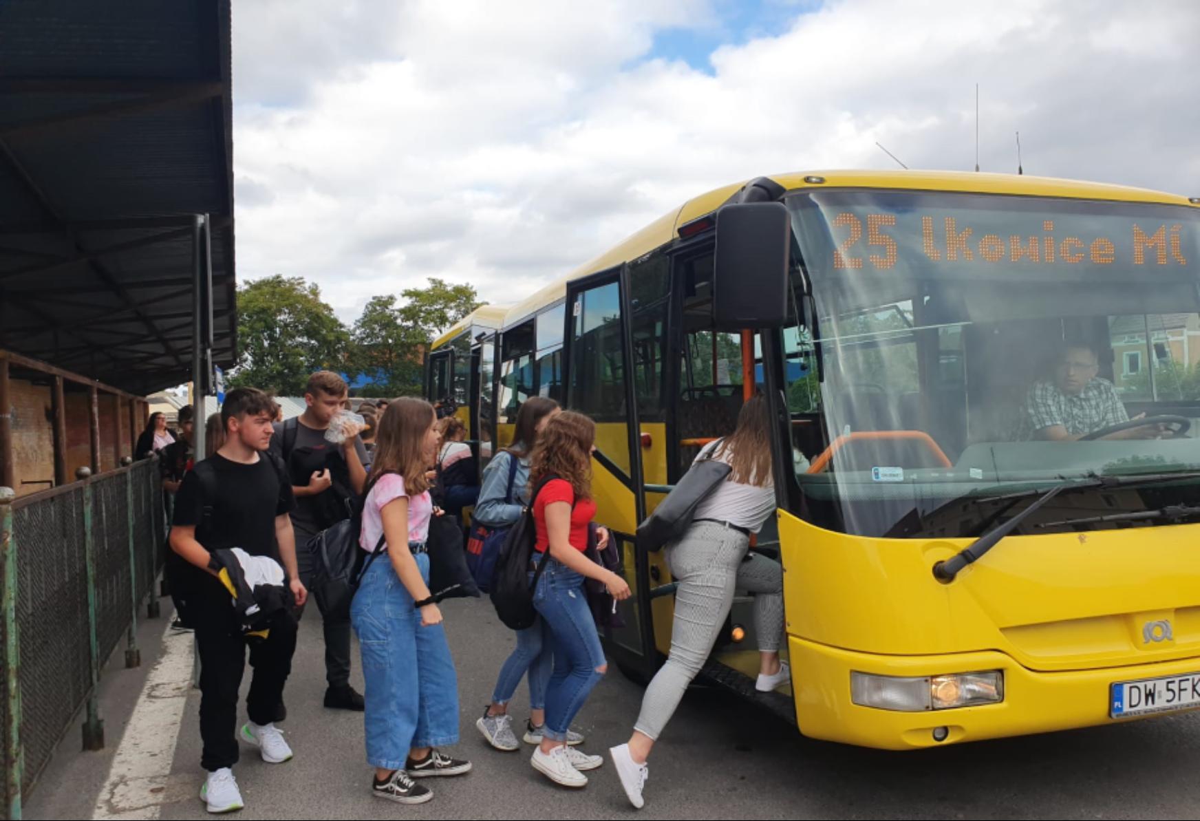 Autobusy wracają, niektóre już dzisiaj!