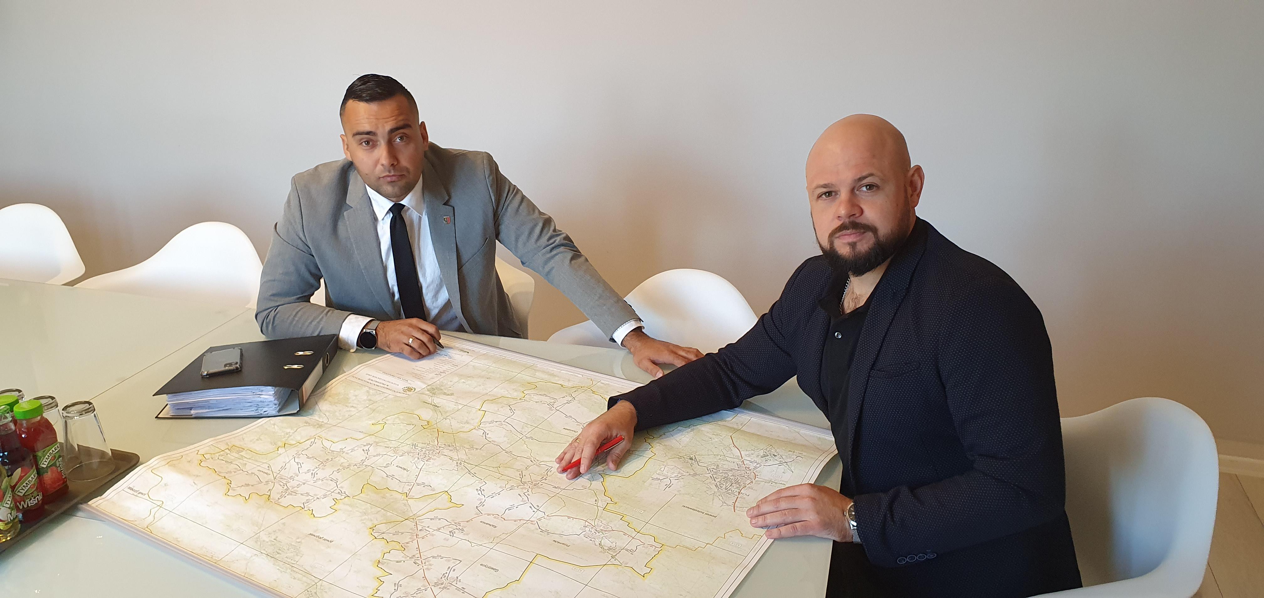 Powiat zainwestuje ponad 6 milionów złotych w Chocianowie