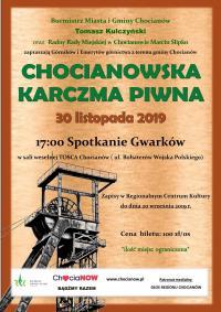Ostatni tydzień zapisów na Chocianowską Karczmę