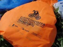 Chocianów przyłączył się do kampanii ,,Europejski Tydzień Zrównoważonego Transportu ''