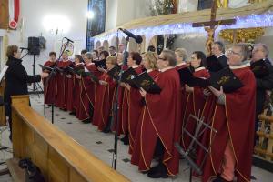 III Chocianowski Festiwal Kolęd i Pastorałek na zdjęciach