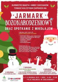 Przygotowania do Jarmarku Bożonarodzeniowego