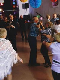 Za nami pierwszy taneczny wieczorek dla Seniorów