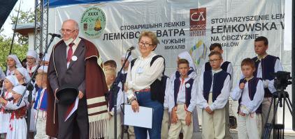 Łemkowska Watra w Michałowie (galeria zdjęć)