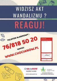 Skradziono nowe śmietniki w Chocianowie