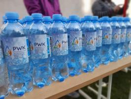 W Parchowie zorganizowano dla dzieci piknik niespodziankę z okazji Akcji ,,Sprzątanie Świata''