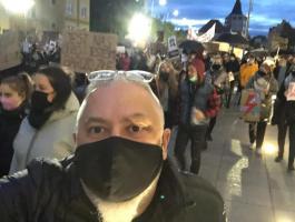 Bezpartyjni Samorządowcy o protestach kobiet