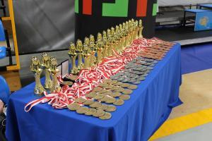 Chocianowianki w Ogólnopolskim Pucharze w karate