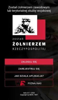 Pobierz aplikację i zostań żołnierzem