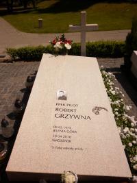 Od tragedii minęło 10 lat - wspominamy Roberta Grzywnę