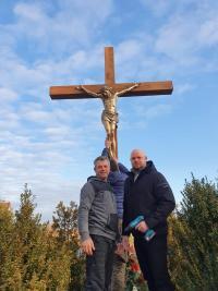Nowa figura w Chocianowcu