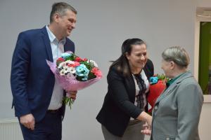 Teresa Marciniak Honorową Obywatelką