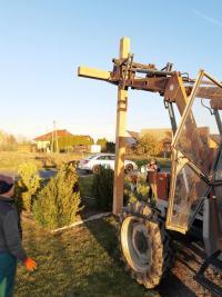 Nowy Krzyż w Chocianowcu