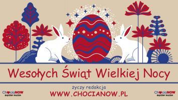 Świąteczne życzenia dla Chocianowian (wideo)