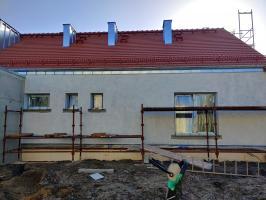 Budowa na finiszu (galeria zdjęć i wideo)