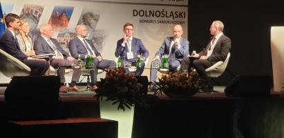 Chocianowski akcent  na VII Dolnośląskim Kongresie Samorządowym