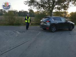 Uwaga kierowco, trwa akcja