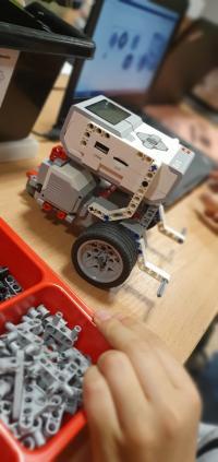 W Chocianowie robotyka ruszyła pełną parą
