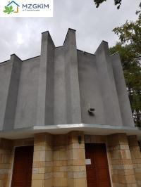 Cmentarz gotowy na listopad