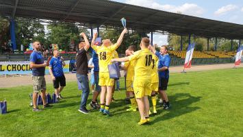 Turniej dla fanów piłki nożnej (galeria zdjęć)