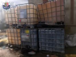 5 lat za nielegalne przewożenie i składowanie odpadów