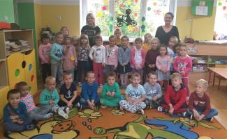 Dzień Chłopaka w punkcie przedszkolnym  w Parchowie