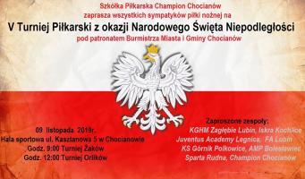 Burmistrz Tomasz Kulczyński zaprasza na obchody Narodowego Święta Niepodległości