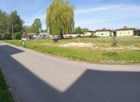 Plac zabaw, fontanna i hamaki już niebawem
