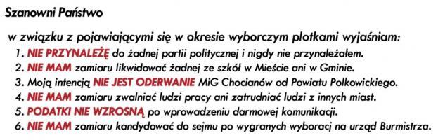 Sprawdzamy obietnice wyborcze Kulczyńskiego: kanalizacja, woda i gaz