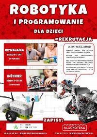 Zajęcia w RCK - zostań programistą!