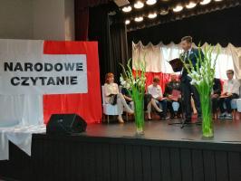 Narodowe Czytanie w Chocianowie