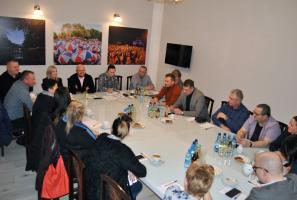 Burmistrz dziękuje sołtysom